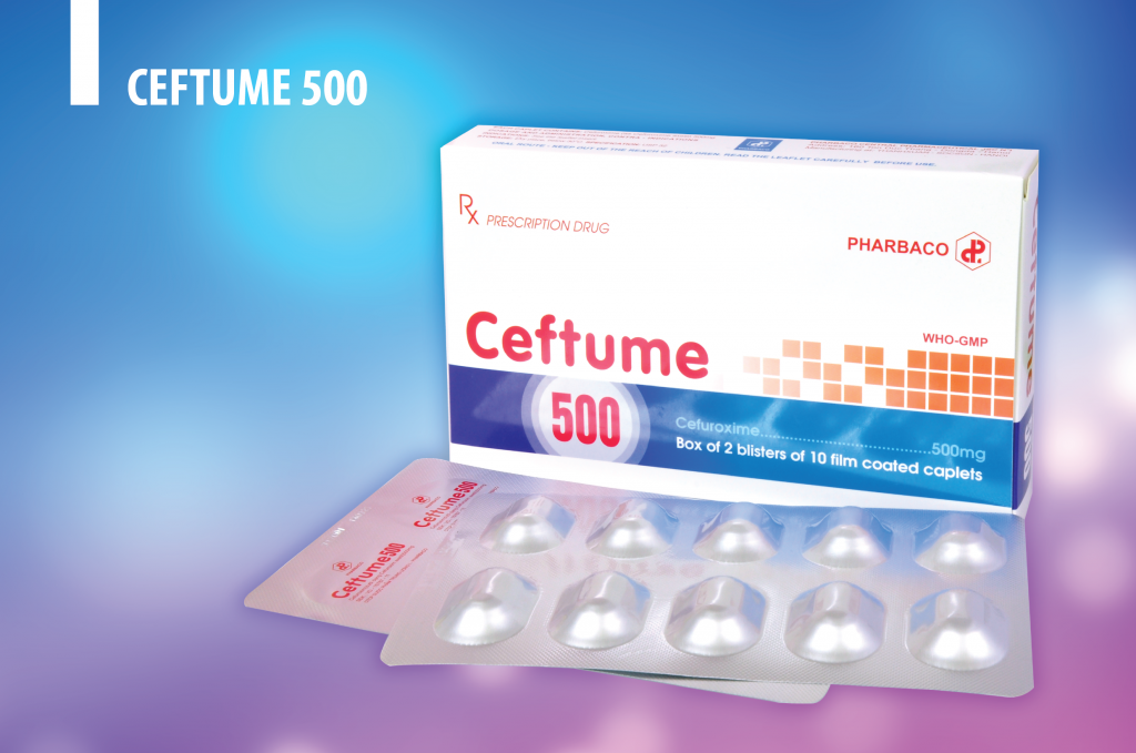 Ceftume-Cefuroxim-500