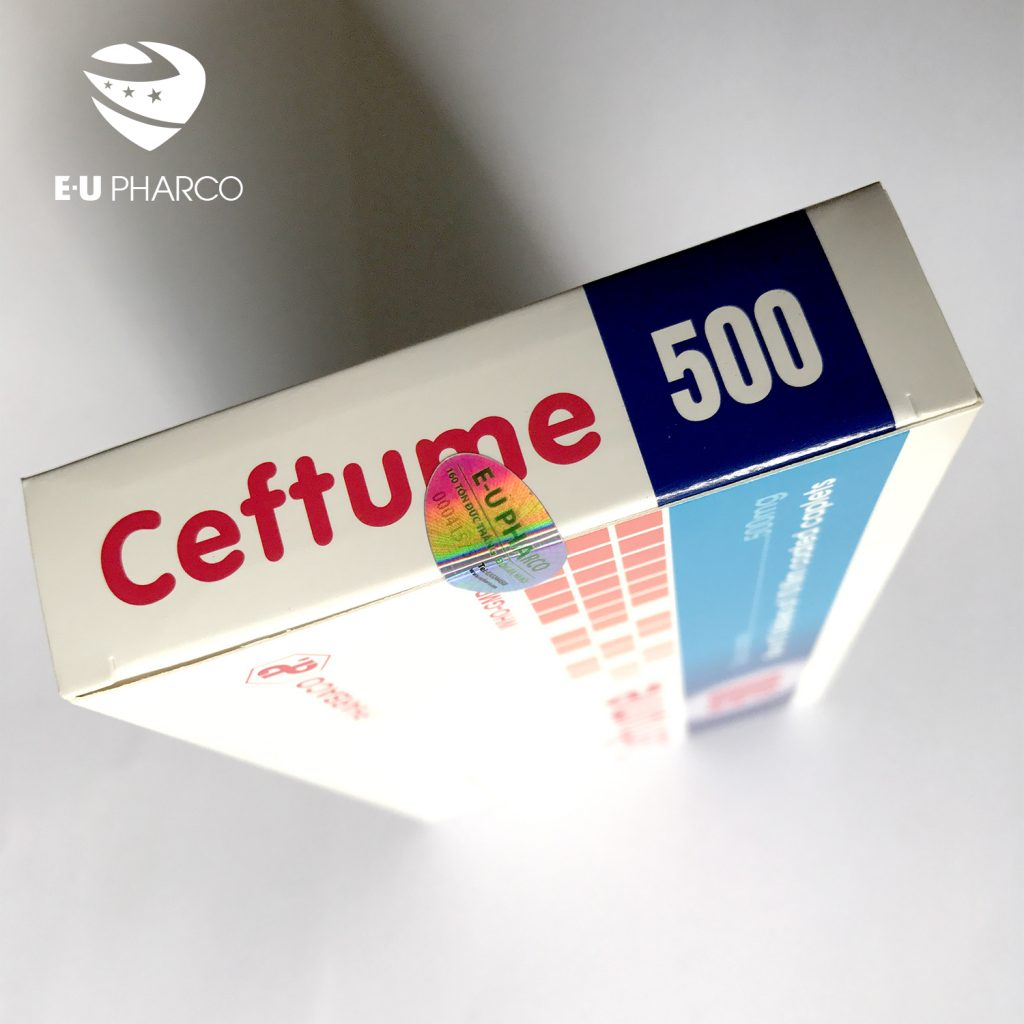 Cefuroxim là thuốc gì